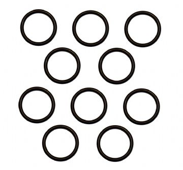 Pack of 10, O-Ring Intake Manifold Tube Pipe Carb Seal, Briggs and Stratton Part 270344s, 270344